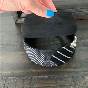 J.Crew headband and Forever 21 headband